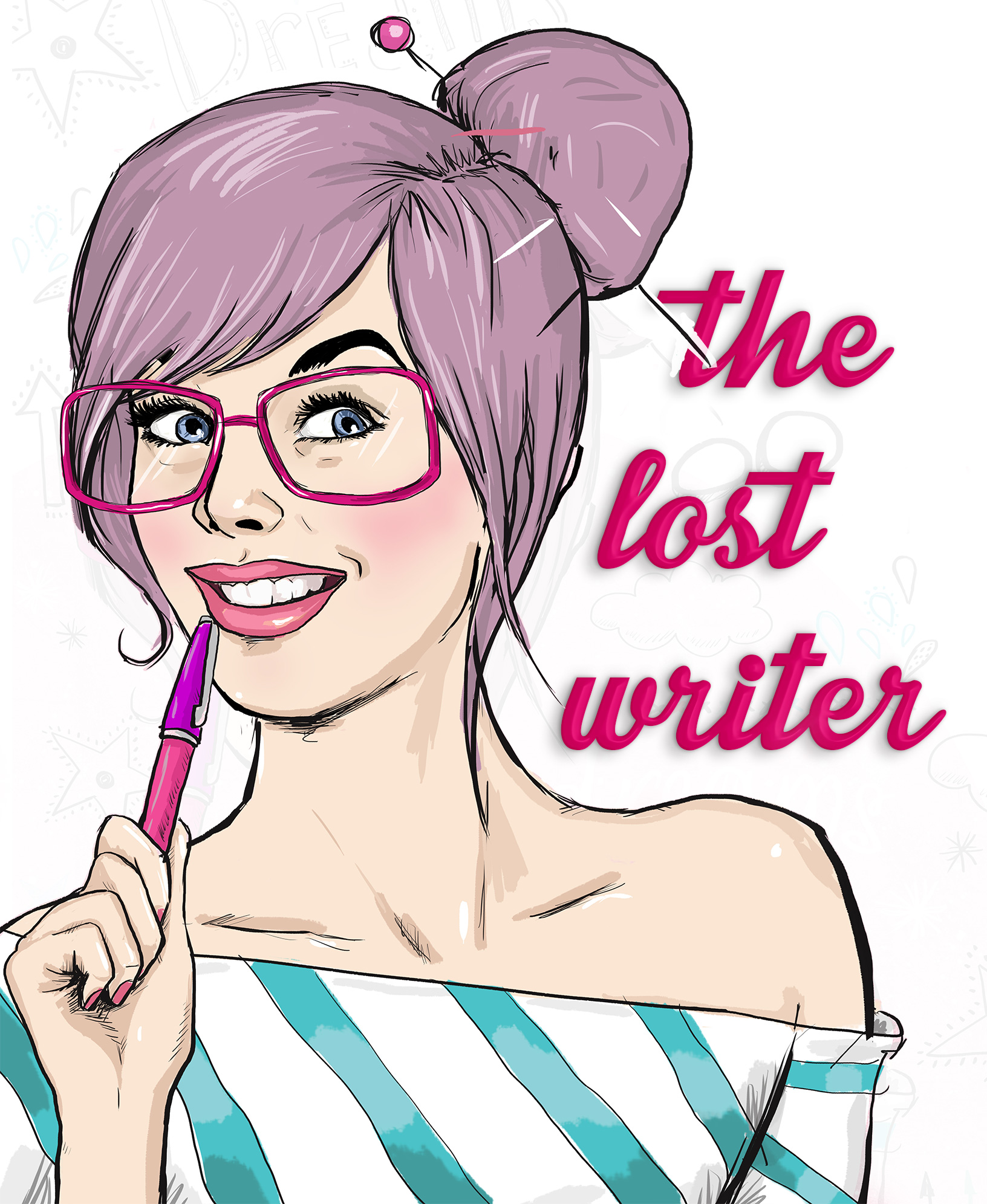 Lost Writer Found – PoPi Kahar